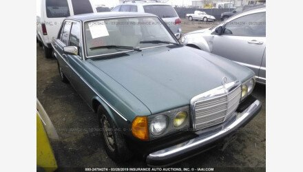 1978 Mercedes-Benz 300D for sale 101116337