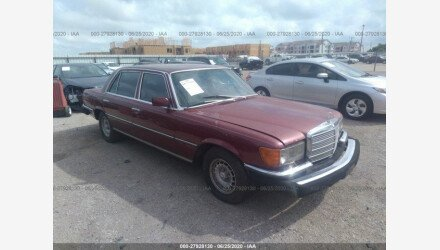 1978 Mercedes-Benz 450SEL for sale 101346836