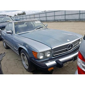 1978 Mercedes-Benz 450SL for sale 101127590