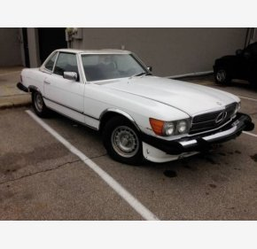 1978 Mercedes-Benz 450SL for sale 100856582