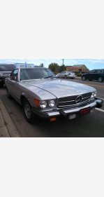 1978 Mercedes-Benz 450SL for sale 100867527