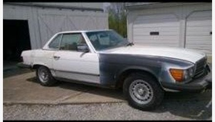 1978 Mercedes-Benz 450SL for sale 101005424