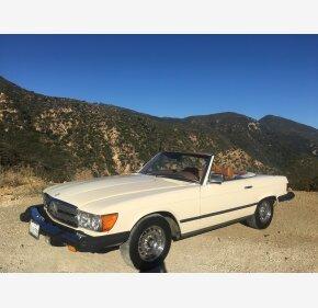 1978 Mercedes-Benz 450SL for sale 101013876