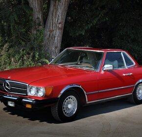 1978 Mercedes-Benz 450SL for sale 101022874
