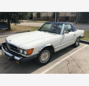 1978 Mercedes-Benz 450SL for sale 101054732