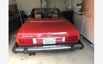 1978 Mercedes-Benz 450SL for sale 101124986