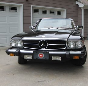 1978 Mercedes-Benz 450SL for sale 101162194