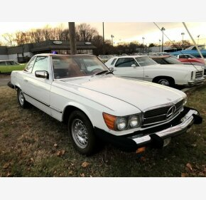 1978 Mercedes-Benz 450SL for sale 101185581