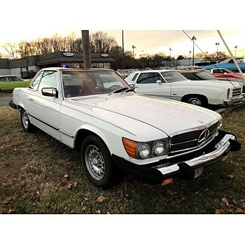 1978 Mercedes-Benz 450SL for sale 101185600