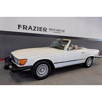 1978 Mercedes-Benz 450SL for sale 101202066