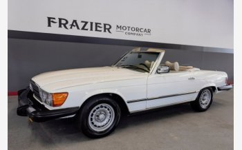 1978 Mercedes-Benz 450SL for sale 101202066