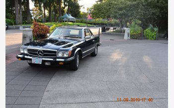 1978 Mercedes-Benz 450SL for sale 101214475
