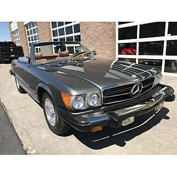 1978 Mercedes-Benz 450SL for sale 101239760