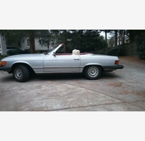 1978 Mercedes-Benz 450SL for sale 101261218