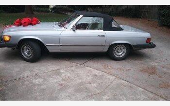 1978 Mercedes-Benz 450SL for sale 101261218