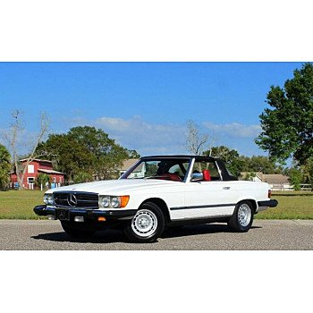 1978 Mercedes-Benz 450SL for sale 101304507