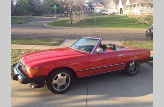 1978 Mercedes-Benz 450SL for sale 101309582