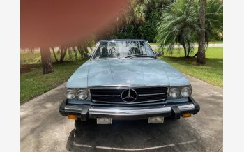 1978 Mercedes-Benz 450SL for sale 101357004