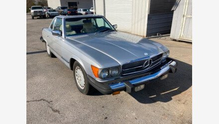 1978 Mercedes-Benz 450SL for sale 101412382