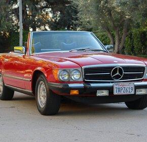 1978 Mercedes-Benz 450SL for sale 101418928