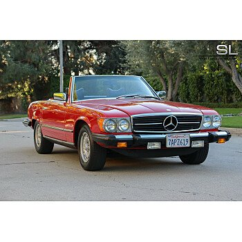 1978 Mercedes-Benz 450SL for sale 101418928