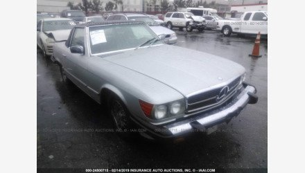 1978 Mercedes-Benz 450SLC for sale 101101547