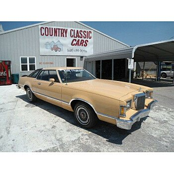 1978 Mercury Cougar for sale 100748647