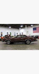 1978 Mercury Cougar for sale 101227408
