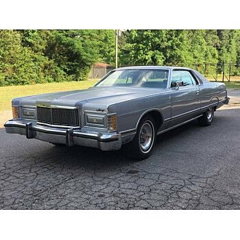 1978 Mercury Grand Marquis for sale 101040224