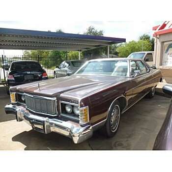 1978 Mercury Marquis for sale 100927178