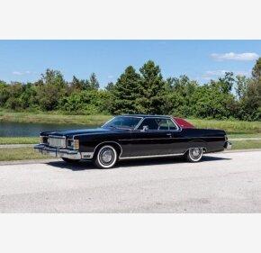 1978 Mercury Marquis for sale 101317477