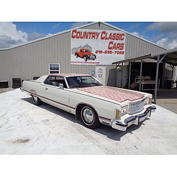 1978 Mercury Marquis for sale 101360022