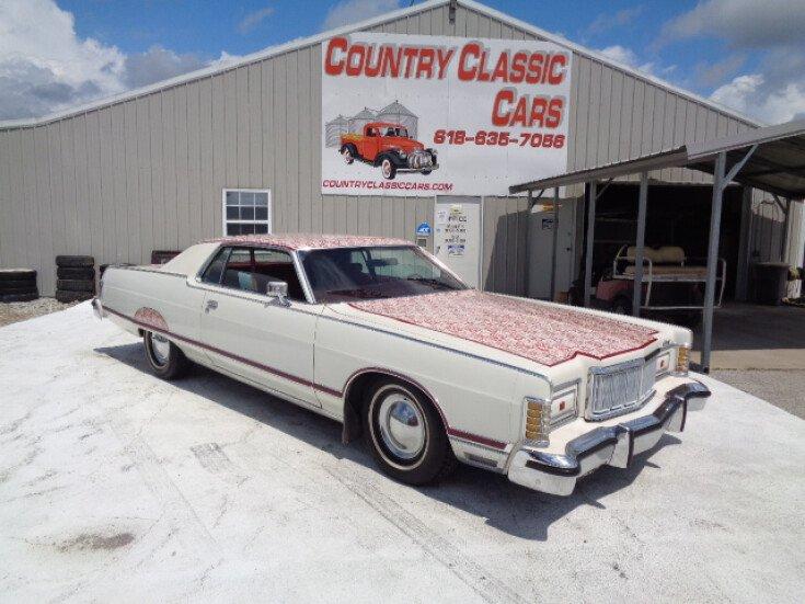 1978 Mercury Marquis for sale 101360022