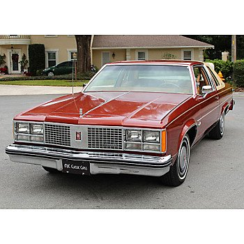 1978 Oldsmobile Ninety-Eight for sale 101079793