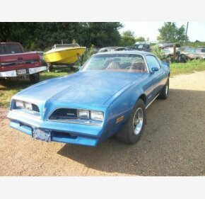1978 Pontiac Firebird for sale 100833057