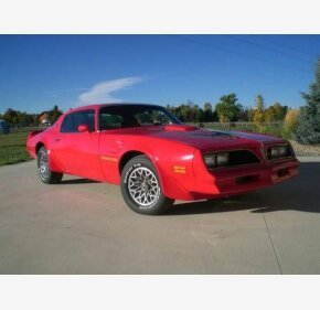 1978 Pontiac Firebird for sale 100960327
