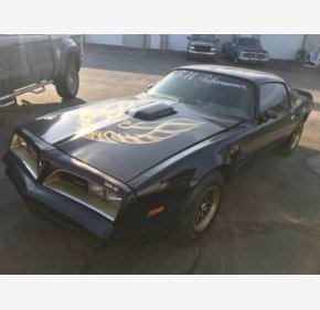 1978 Pontiac Firebird for sale 100966291