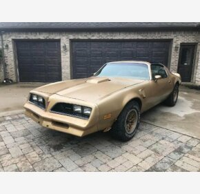 1978 Pontiac Firebird for sale 101004562