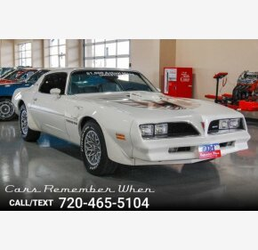 1978 Pontiac Firebird for sale 101021844