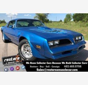 1978 Pontiac Firebird for sale 101050393