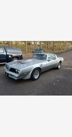 1978 Pontiac Firebird for sale 101077790