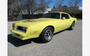 1978 Pontiac Firebird for sale 101097951