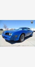 1978 Pontiac Firebird for sale 101115934
