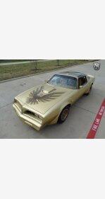 1978 Pontiac Firebird for sale 101119228