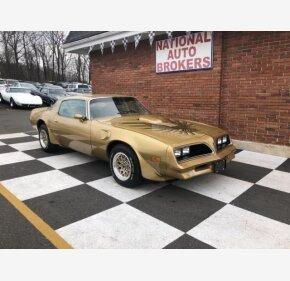 1978 Pontiac Firebird for sale 101128453