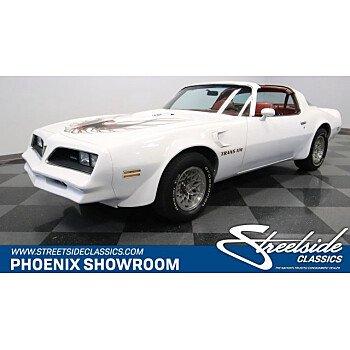 1978 Pontiac Firebird for sale 101160562