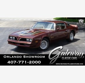 1978 Pontiac Firebird for sale 101162635