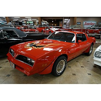 1978 Pontiac Firebird for sale 101166087