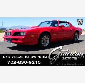 1978 Pontiac Firebird for sale 101175134