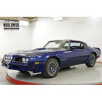1978 Pontiac Firebird for sale 101181639